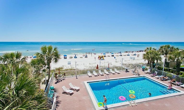 Hotels In Panama City Beach >> Bikini Beach Resort Motel Panama City Beach Fl